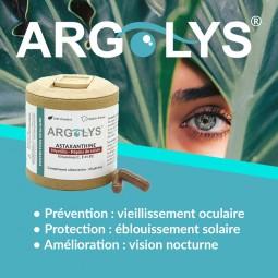 Bienfaits yeux Argolys Protection Oculaire 30 gélules végétales