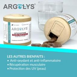 Bienfaits corps Argolys Protection Oculaire 30 gélules végétales