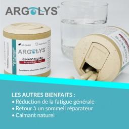Autres bienfaits Argolys Vision, Mémoire et Audition 30 gélules végétales