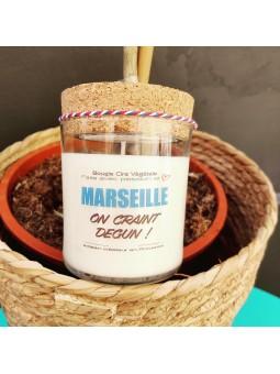"MARSEILLE - ""On craint degun"" (+/- 60h) Parfum au Choix !"