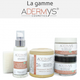 Gamme complète Adermys Cosmetics