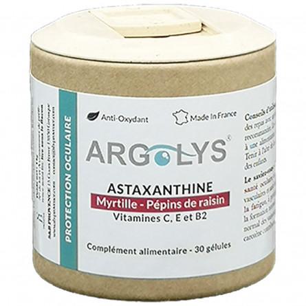 Flacon Argolys Protection Oculaire 30 gélules végétales