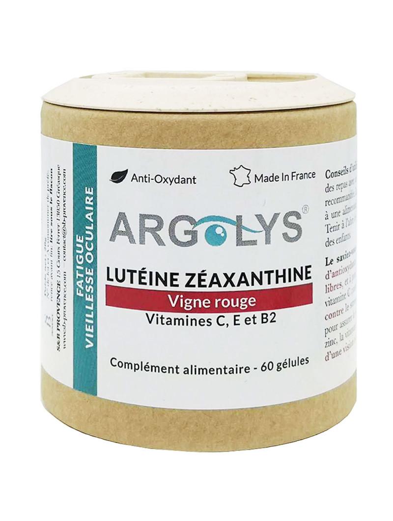 Flacon Argolys Fatigue & Vieillesse Oculaire 60 gélules végétales