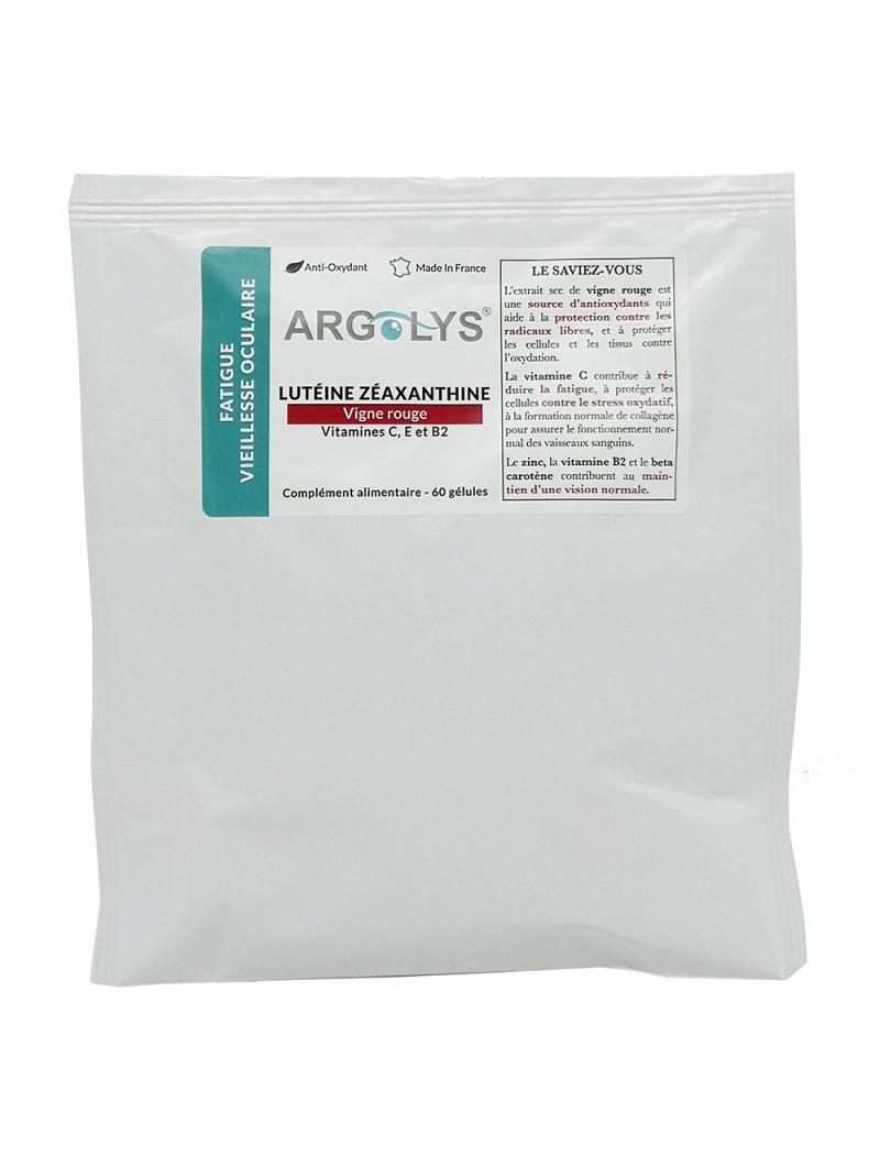 Sachet recharge Argolys Fatigue & Vieillesse Oculaire 60 gélules végétales