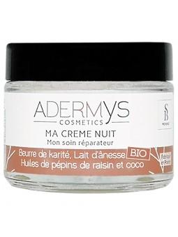 Ma crème de nuit « Mon soin réparaeur » (pot 40 ml)