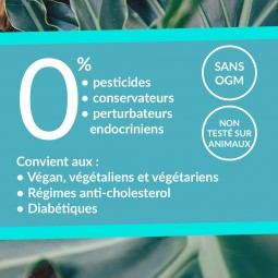 Garanties Argolys Fatigue & Vieillesse Oculaire 60 gélules végétales