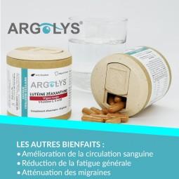 Bienfaits corps Argolys Fatigue & Vieillesse Oculaire 60 gélules végétales